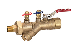 NuTech Automatic Balancing Valves